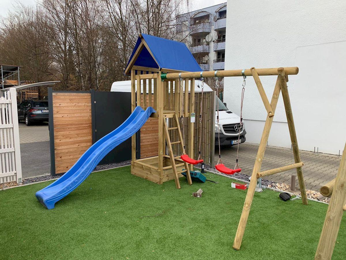 Full Size of Spielturm Abverkauf Holzprofi Fr Neubau Inselküche Garten Kinderspielturm Bad Wohnzimmer Spielturm Abverkauf