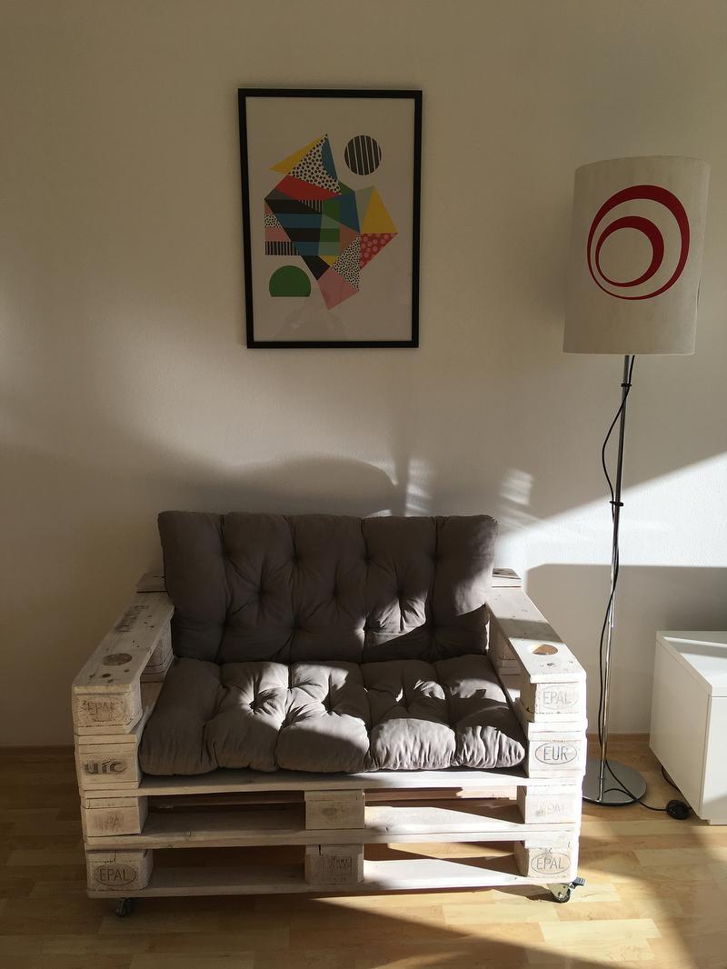 Full Size of Couch Ausklappbar Traumwohnung Am Altstadtrand Beilngries Altmhltal Unterknfte Ausklappbares Bett Wohnzimmer Couch Ausklappbar