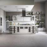 Hängeregal Kücheninsel Moderne Loft Kche Freda Massivholz Luxus Mit Insel Küche Wohnzimmer Hängeregal Kücheninsel