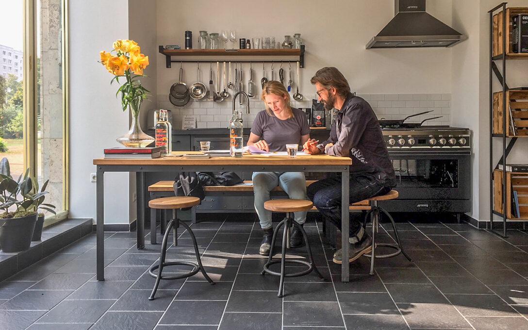 Large Size of Noodles Kitchen Furniture Kchen Im Industriestil Von Modulküche Holz Ikea Wohnzimmer Modulküche Cocoon
