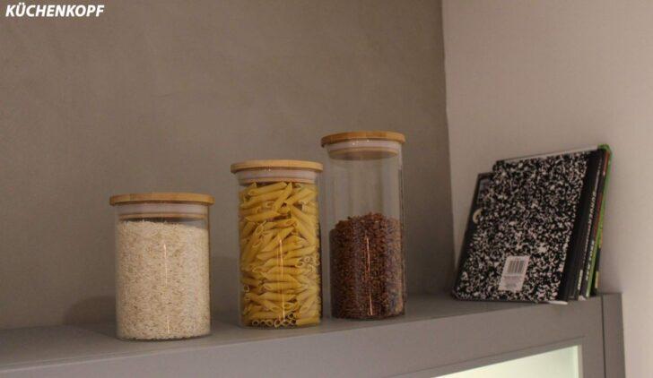 Medium Size of Küchen Aufbewahrungsbehälter Vorratsglas Test 2020 Echt Ehrlich Kchenkopf Küche Regal Wohnzimmer Küchen Aufbewahrungsbehälter