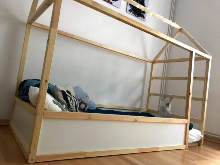 Ikea Kura Hack Storage Double Bed Underneath Drawers Hacks Pinterest Ideas Montessori House Slide Bunk Stairs Wohnzimmer Kura Hack