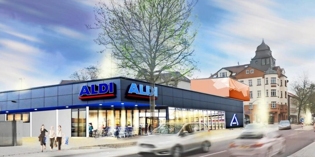 Large Size of Kippliege Aldi Einkaufsmarkt In Markranstdt Rckt Nach Vorn Relaxsessel Garten Wohnzimmer Kippliege Aldi