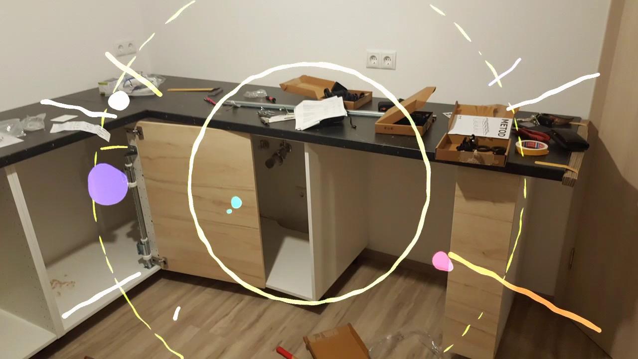 Full Size of Ikea Küche Eckschrank Aufbau Kche Youtube Ohne Elektrogeräte Nischenrückwand Hochschrank Schneidemaschine Glasbilder Einzelschränke Holz Weiß Pendeltür Wohnzimmer Ikea Küche Eckschrank