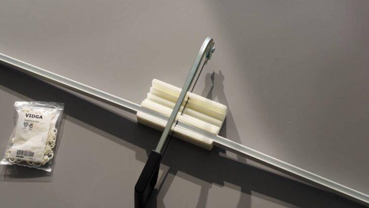 Medium Size of Vidga Gardinenschienen System Ikea Deutschland Wohnzimmer Vorhänge Schlafzimmer Küche Wohnzimmer Vorhänge Schiene