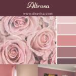 Schlafzimmer In Altrosa Ideen Fr Farbkombinationen Als Wandfarbe Komplettangebote Günstig Luxus Kronleuchter Gardinen Lampe Led Deckenleuchte Günstige Wohnzimmer Altrosa Schlafzimmer