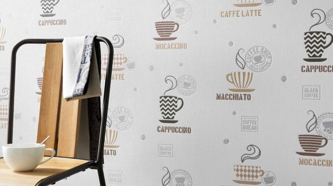 Large Size of Led Panel Küche Glaswand Wandpaneel Glas Einzelschränke Holz Weiß Pantryküche Mit Kühlschrank Servierwagen Wandfliesen Tapeten Für Was Kostet Eine Wohnzimmer Tapete Küche Kaffee