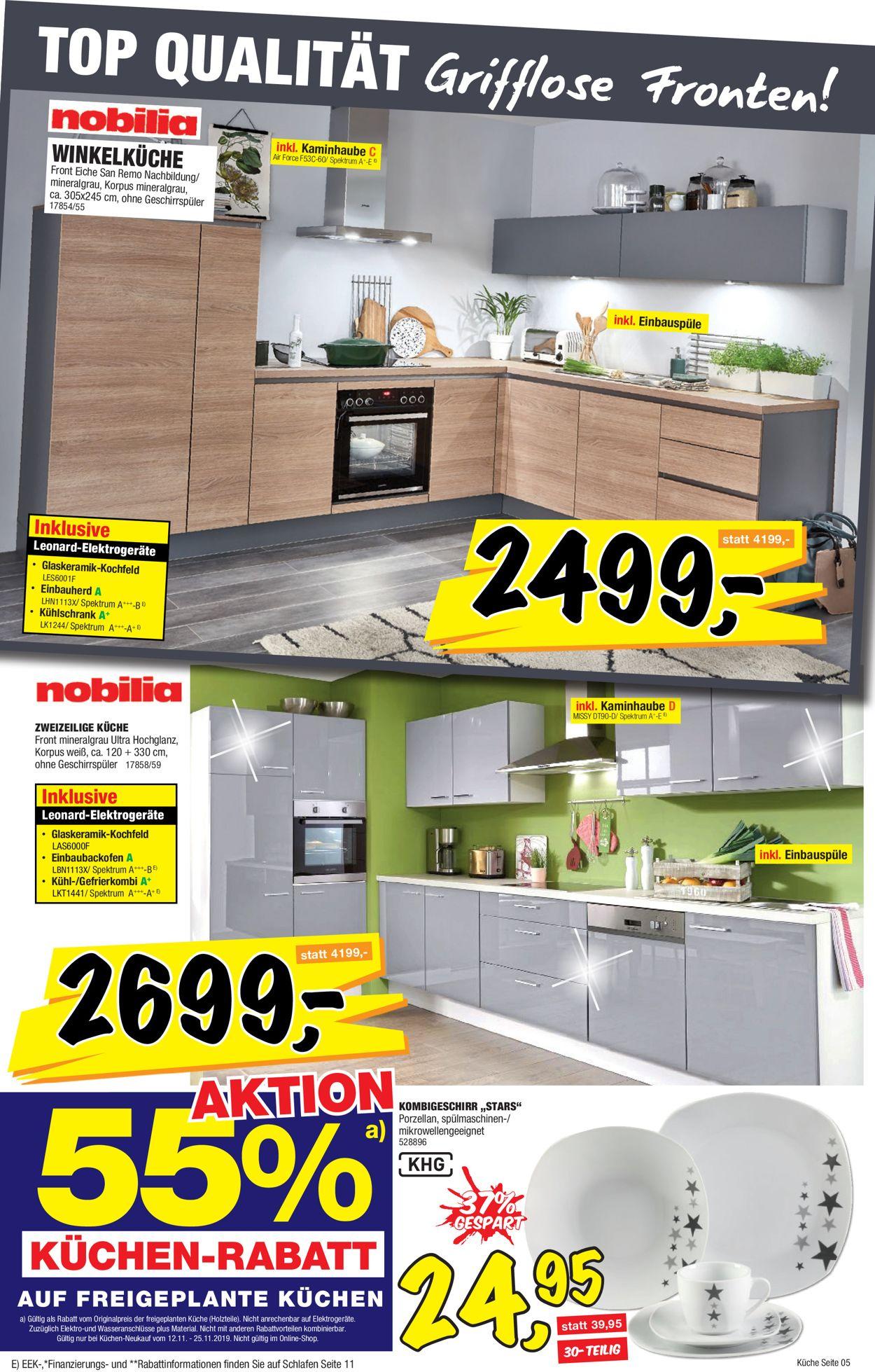 Full Size of Sconto Küchen Aktueller Prospekt 1211 25112019 17 Jedewoche Regal Wohnzimmer Sconto Küchen