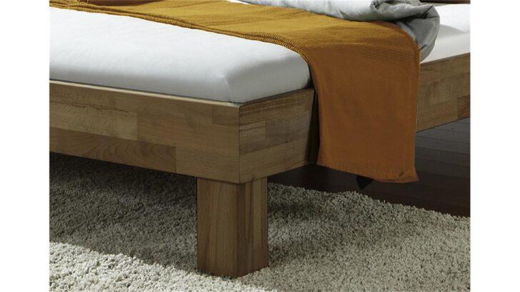Medium Size of Futonbett 100x200 Jenny Wildeiche Massiv Gelt Mit Kopfteil Bett Weiß Betten Wohnzimmer Futonbett 100x200