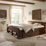 Stauraumbett 200x200 Bett Weiß Komforthöhe Betten Mit Bettkasten Stauraum Wohnzimmer Stauraumbett 200x200