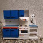 Alt Schrank Kche Puppenspuppenhaus Uhr Kchenschrank Herd In Edelstahlküche Granitplatten Küche Einbauküche Gebraucht Arbeitsplatte Gardinen Für Inselküche Wohnzimmer Schrank Für Küche