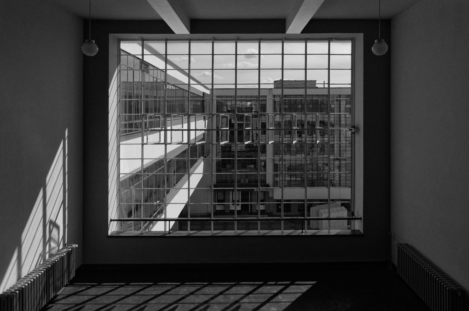 Full Size of Bauhaus Dessau Ausblick Foto Bild World Heizkörper Bad Elektroheizkörper Badezimmer Wohnzimmer Fenster Für Wohnzimmer Heizkörper Bauhaus