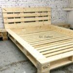 Palettenbett Ikea Diy Bett Aus Paletten Mit Lattenrost Epic Küche Kosten Modulküche Betten 160x200 Sofa Schlaffunktion Bei Kaufen Miniküche Wohnzimmer Palettenbett Ikea