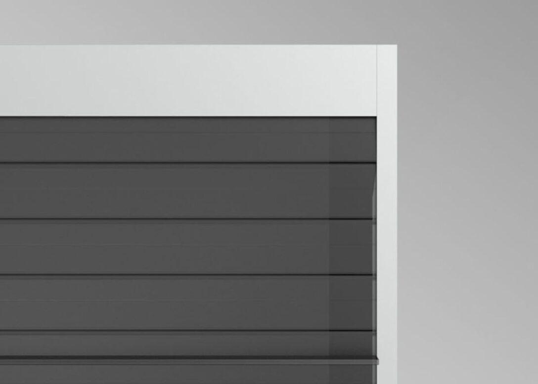 Large Size of Aufsatz Jalousieschrank Küche Schrankrollladen Systeme Fr Moderne Jalousieschrnke Rehau Miniküche Mit Kühlschrank Weiß Hochglanz Einbauküche Ohne Weisse Wohnzimmer Aufsatz Jalousieschrank Küche