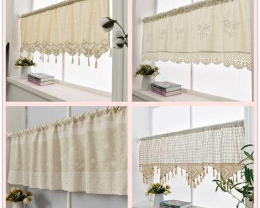 Moderne Küchenvorhänge Wohnzimmer Leinen Kchenvorhnge Gunstig Online Von Chinesischen Fürs Wohnzimmer Bett Duschen 180x200 Esstische Landhausküche Sofa