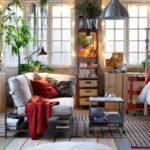 Wohnidee Wohnzimmer Ikea Natur Und Metall Eine Beziehung Stehlampe Bilder Fürs Led Beleuchtung Komplett Lampen Regal Naturholz Deckenleuchten Xxl Deckenlampen Wohnzimmer Bilder Wohnzimmer Natur