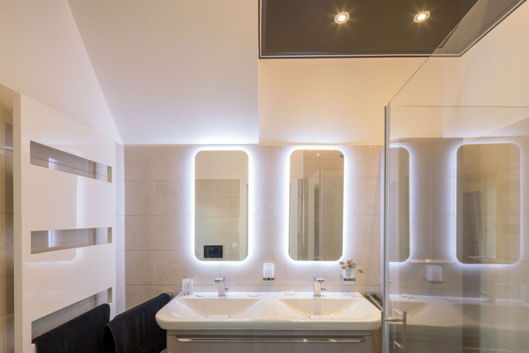 Large Size of Decke Gestalten Informationen Ber Spanndecken Plameco Deckenlampe Küche Moderne Deckenleuchte Wohnzimmer Schlafzimmer Badezimmer Led Bad Neu Decken Wohnzimmer Decke Gestalten