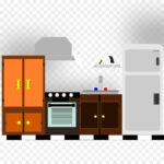 Pantry Kche Kabinett Clipart Haus Cliparts Png Küche Pantryküche Mit Kühlschrank Regale Bett Esstische Betten Lampen Esstisch Wohnzimmer Pantryküche Design