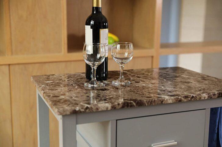 Hängeregal Kücheninsel Basicwise Kcheninsel Aus Holz Auf Rdern Küche Wohnzimmer Hängeregal Kücheninsel