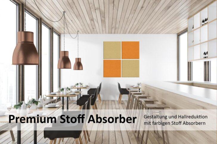 Medium Size of Acrylobond Akustikbild Laminat Küche Für Bad Fürs Badezimmer In Der Im Wohnzimmer Küchenrückwand Laminat