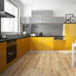 Küche Weiss Modern Kchenzeile Kchenblock Kche 340x350cm Wei Lichtgrau Wandsticker Was Kostet Eine Schreinerküche Salamander Holzbrett Schmales Regal Einbau Wohnzimmer Küche Weiss Modern