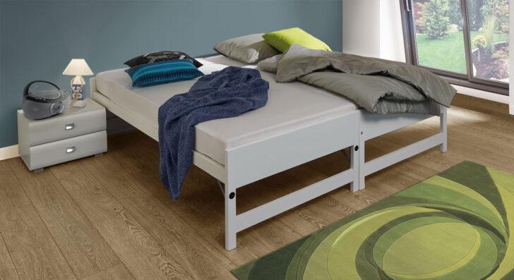 Medium Size of Bett Ausziehbar Gleiche Ebene Ikea Zwei Betten Gleicher Gre Unser Ausziehbett On Top Nolte Im Schrank Rückwand Amazon 200x200 Mit Bettkasten Hunde Beleuchtung Wohnzimmer Bett Ausziehbar Gleiche Ebene