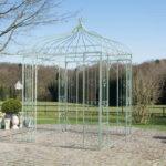 Pavillon Eisen Wohnzimmer 5e61e0c68e409 Garten Pavillon