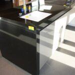 Granit Arbeitsplatte Wohnzimmer Granit Arbeitsplatte Nero Assolutt Proventura Online Auktion Küche Sideboard Mit Arbeitsplatten Granitplatten