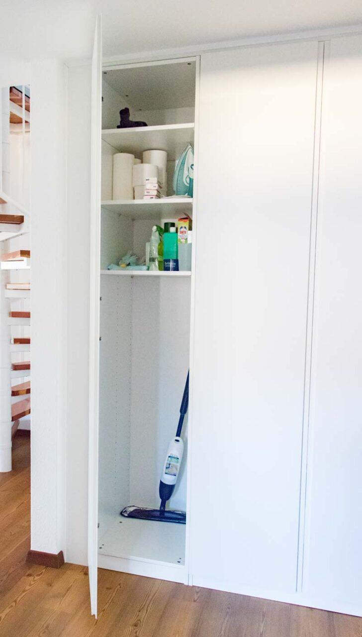 Medium Size of Ikea Vorratsschrank Paals Einbauschrank So Einfach Baut Ihr Sofa Mit Schlaffunktion Modulküche Küche Betten Bei Kaufen Miniküche Kosten 160x200 Wohnzimmer Ikea Vorratsschrank