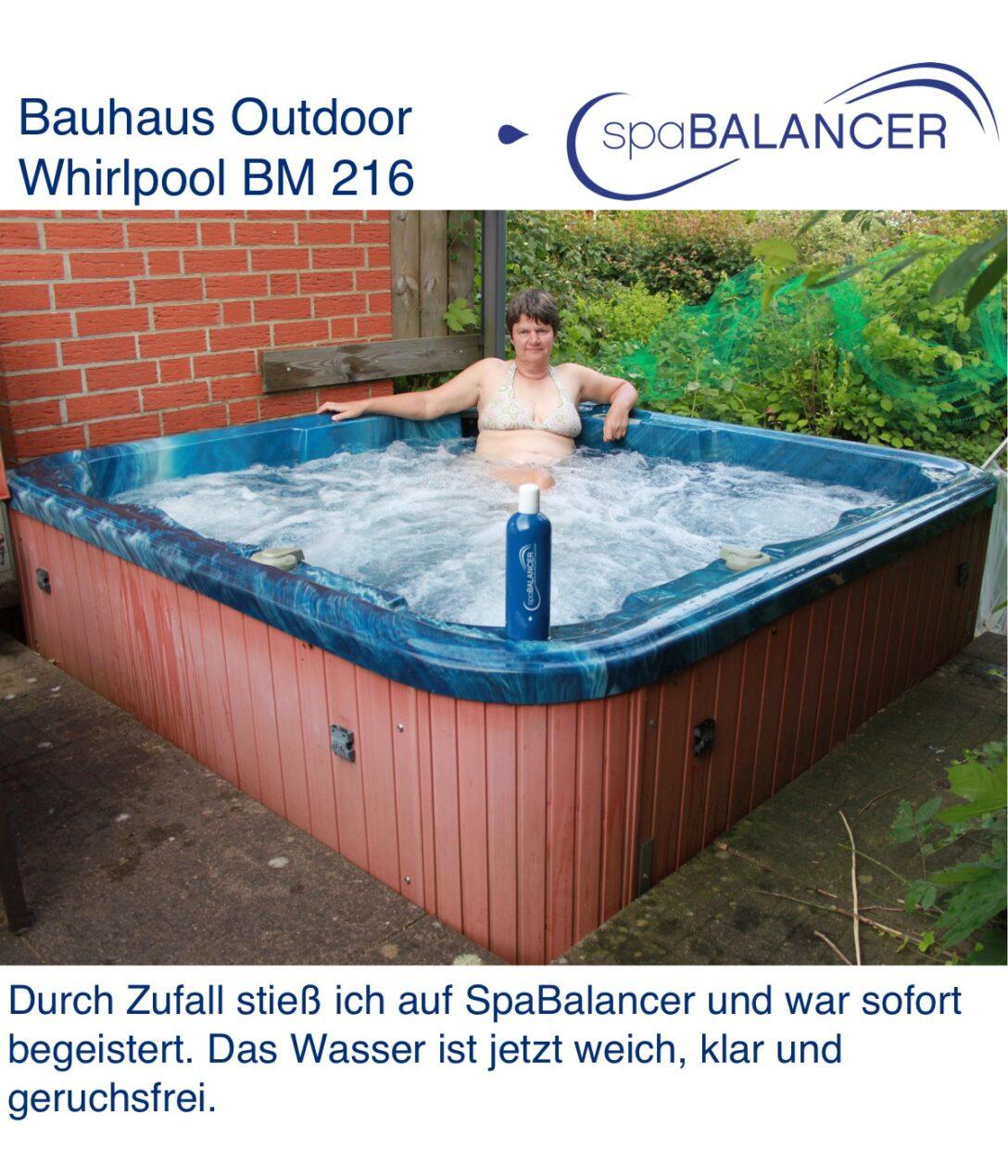 Large Size of Whirlpool Bauhaus Intex Angebot Outdoor Badewanne Mars Aufblasbar Garten Miami Erfahrung Bm 216 Von Spabalancer Fenster Wohnzimmer Whirlpool Bauhaus
