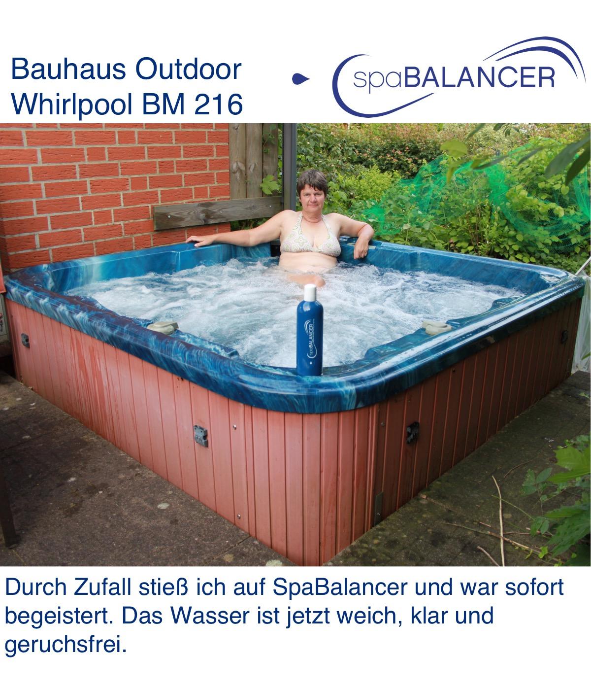 Full Size of Whirlpool Bauhaus Intex Angebot Outdoor Badewanne Mars Aufblasbar Garten Miami Erfahrung Bm 216 Von Spabalancer Fenster Wohnzimmer Whirlpool Bauhaus