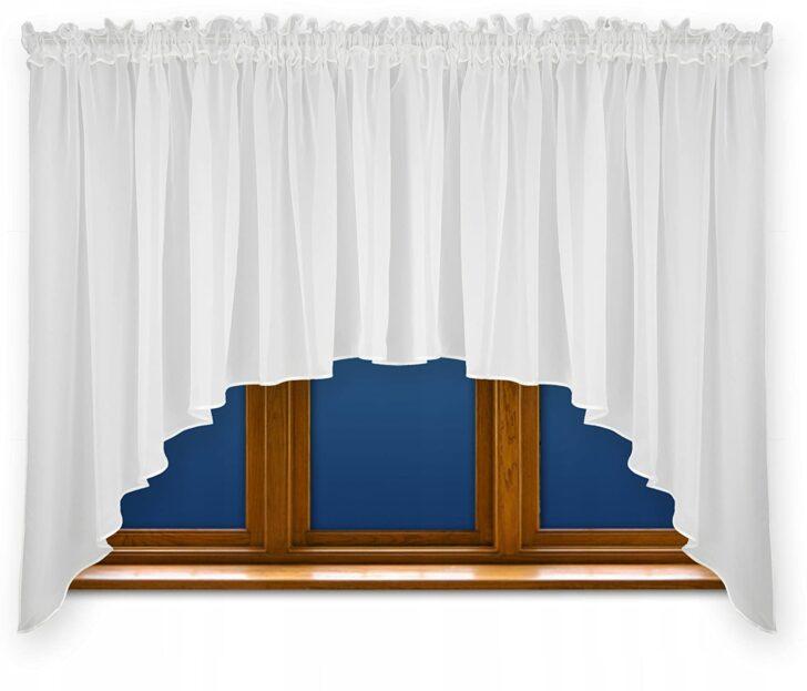 Medium Size of Bogen Gardinen Amazonde Fkl Schne Fertiggardine Fenstergardine Gardine Aus Bogenlampe Esstisch Schlafzimmer Scheibengardinen Küche Für Die Wohnzimmer Fenster Wohnzimmer Bogen Gardinen