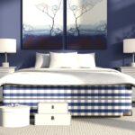 Deko Ber Bett Wand Dekorieren In Schlafzimmer Schrank Wohnzimmer Schrankwand Deckenlampe Komplett Mit Lattenrost Und Matratze überbau Wandsprüche Stehlampe Wohnzimmer Deko Schlafzimmer Wand