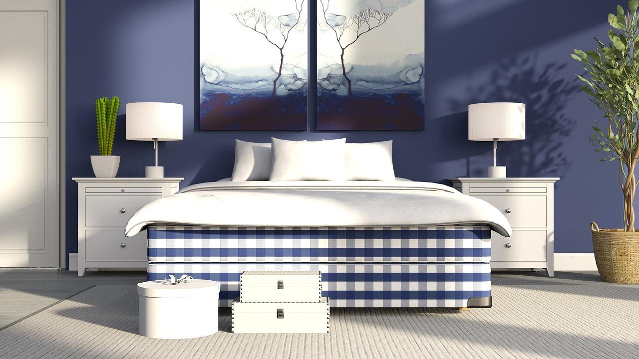 Full Size of Deko Ber Bett Wand Dekorieren In Schlafzimmer Schrank Wohnzimmer Schrankwand Deckenlampe Komplett Mit Lattenrost Und Matratze überbau Wandsprüche Stehlampe Wohnzimmer Deko Schlafzimmer Wand
