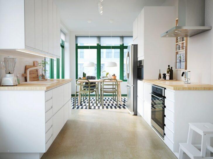 Medium Size of Voxtorp Küche Organize Small Kitchen Elegant Kuhinja Sa Elegantnim Belim Planen Kostenlos Armatur Fliesen Für Sitzbank Mit Lehne Rolladenschrank Kleine Wohnzimmer Voxtorp Küche