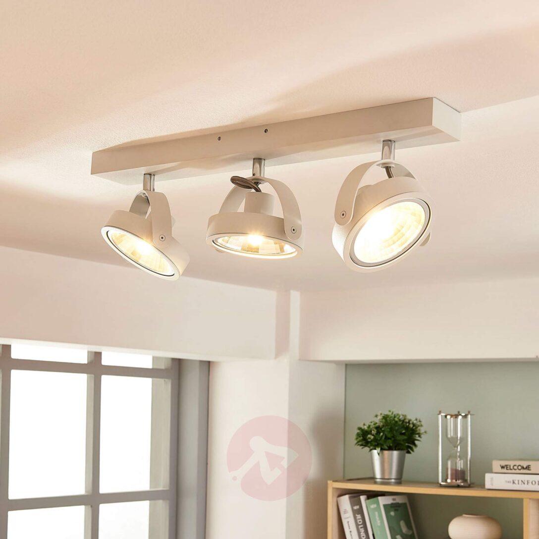 Large Size of Moderne Led Deckenlampe Lieven In Wei Kaufen Lampenweltde Schlafzimmer Küche Holz Modern Deckenleuchte Wohnzimmer Deckenlampen Weiss Für Esstisch Tapete Wohnzimmer Deckenlampe Modern