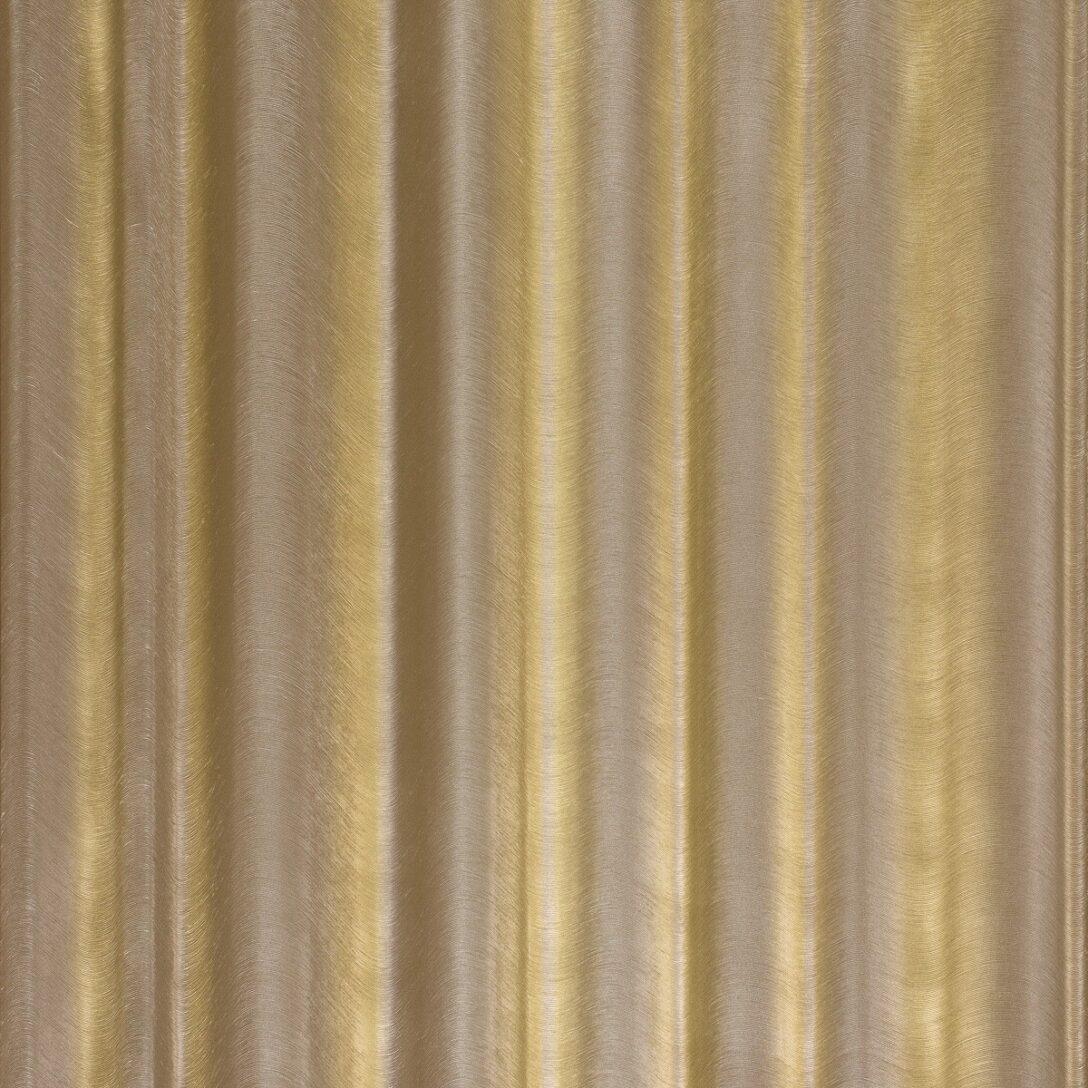 Large Size of Joop Gardinen Vliestapete Glckler Vorhang Gold Braun Metallic 52526 Bad Wohnzimmer Für Küche Badezimmer Fenster Schlafzimmer Scheibengardinen Die Betten Wohnzimmer Joop Gardinen