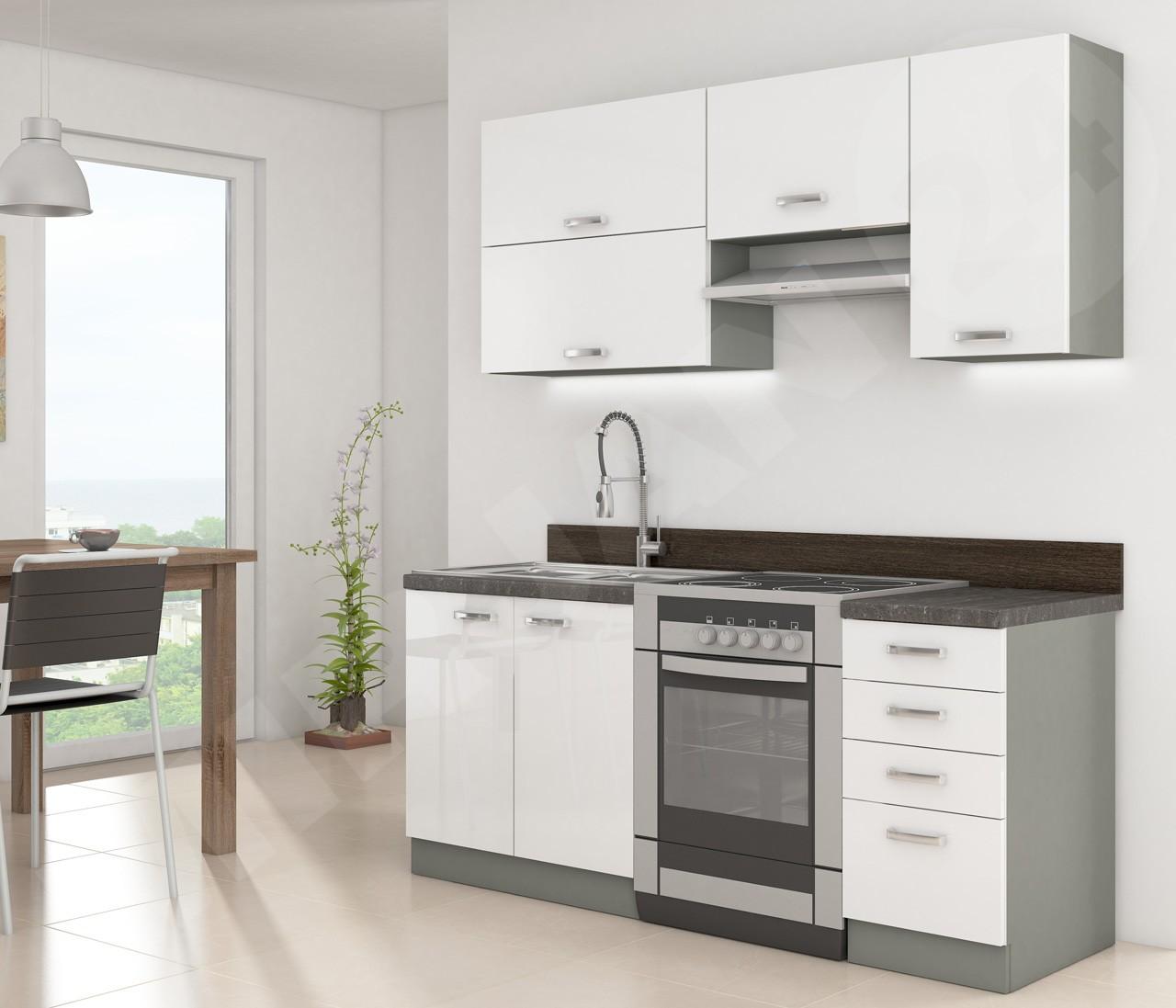 Full Size of Kchenmbel Multiline Ii Mirjan24 Wohnzimmer Küchenmöbel