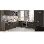 Apothekerschrank Halbhoch Wohnzimmer Apothekerschrank Anthrazit Sonoma Eiche 30 Cm Breit Online Küche