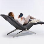 Wohnzimmer Liegestuhl Designer Ikea Relax Designerliege Swissmade Heizkörper Teppich Vorhänge Großes Bild Tapete Lampen Wandtattoos Kommode Moderne Bilder Wohnzimmer Wohnzimmer Liegestuhl