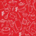 Retro Tapete Küche Kaufen Mit Elektrogeräten Lieferzeit Abfallbehälter Was Kostet Eine Fototapete Fenster Hängeschrank Höhe Schrankküche Barhocker Wohnzimmer Retro Tapete Küche