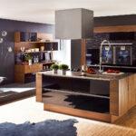 Küchen Holz Modern Wohnzimmer Schwarze Kche Tipps Zu Einrichtung Und Gestaltung Bad Waschtisch Holz Sofa Mit Holzfüßen Holzbank Garten Holzhaus Betten Massivholz Esstisch Ausziehbar