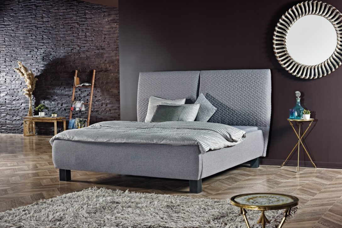 Large Size of Polsterbett 200x220 Bed Bo2010 Grau Mbel Letz Ihr Online Shop Bett Betten Wohnzimmer Polsterbett 200x220