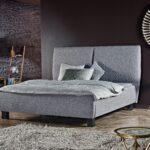 Polsterbett 200x220 Bed Bo2010 Grau Mbel Letz Ihr Online Shop Bett Betten Wohnzimmer Polsterbett 200x220