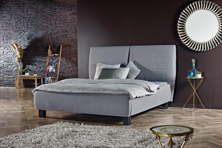 Medium Size of Polsterbett 200x220 Bed Bo2010 Grau Mbel Letz Ihr Online Shop Bett Betten Wohnzimmer Polsterbett 200x220