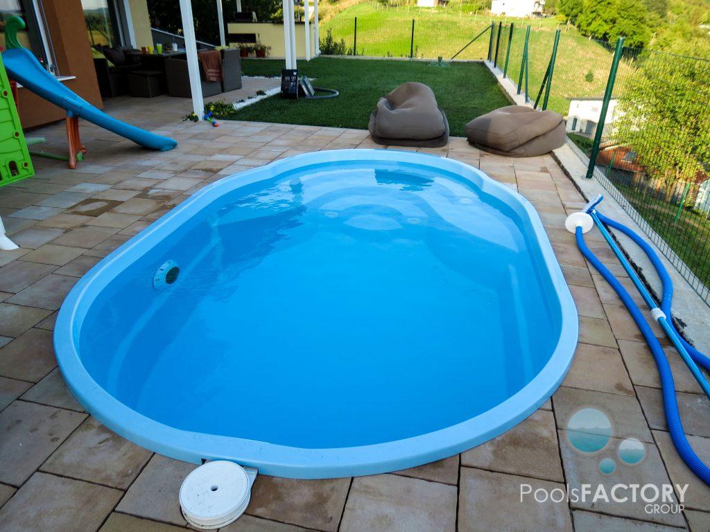 Full Size of Gfk Pool Rund 3 5m Komplettset 6m Polen 5 M 350 Kaufen Mit Treppe 4 Astra Garten Whirlpool Mini Esstisch Stühlen Runder Ausziehbar Weiß Sri Lanka Rundreise Wohnzimmer Gfk Pool Rund