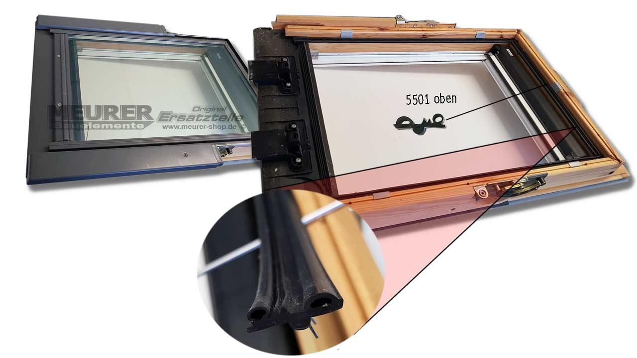 Full Size of Velux Scharnier Veluscheibenauflage Dichtung 5501 Oben Lfdm Fenster Preise Einbauen Ersatzteile Kaufen Rollo Wohnzimmer Velux Scharnier