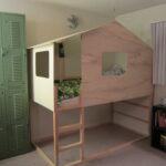 Kura Hacks Pinterest Ikea Bed Hack Storage Underneath Drawers Floor Slide House Montessori Into Modern Cabin Vintery Wohnzimmer Kura Hack