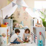 Vertbaudet 3er Set Aufbewahrungsboxen Aufbewahrungsbox Garten Kinderzimmer Regal Regale Sofa Weiß Wohnzimmer Aufbewahrungsbox Kinderzimmer