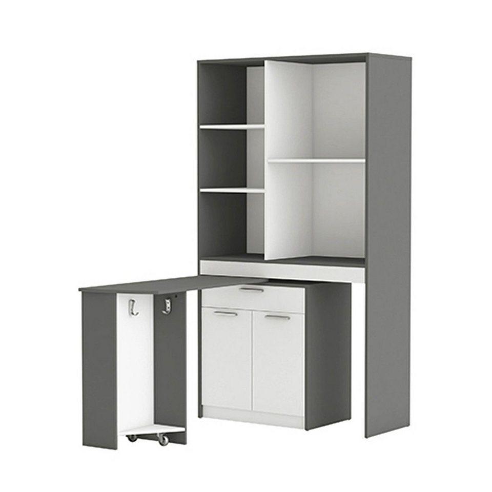 Full Size of Hti Living Kchenschrank Hängeregal Küche Wohnzimmer Hängeregal Kücheninsel